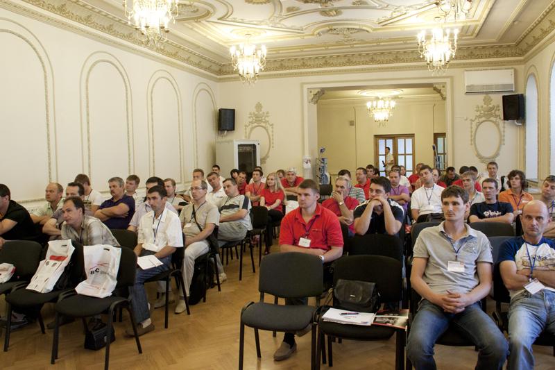Cеминар в Харькове